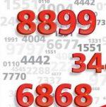 เลขโทรศัพท์มงคล